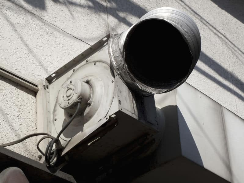 Ventilation Duct Airducts Extraction Ventilation Service A&S Services Airducts Nottingham